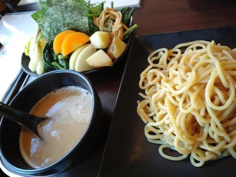 camino (三宿) 野菜塩つけ麺