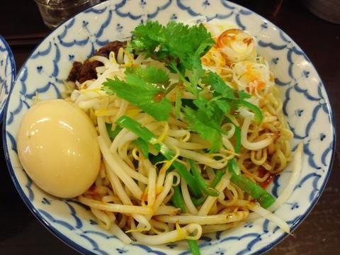 づゅる麺 池田 (目黒) ピーナッツ担々麺