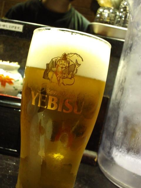 七重の味の店 めじろ (代々木) ラ飲み