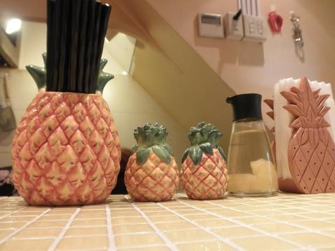 パパパパパイン (西荻窪) パイナップル塩ラーメン