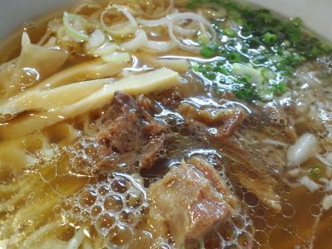 牛骨らぁ麺 マタド-ル (北千住) 醤油らぁ麺