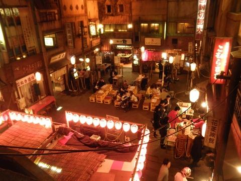 支那そばや (新横浜ラーメン博物館) 佐野実のサンマーメン