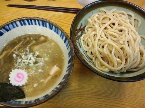 つけめん 三三㐂 (川崎) 煮番搾り