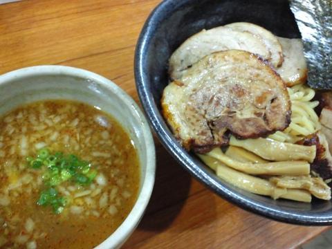 らーめん勇 (八丁畷) つけ麺