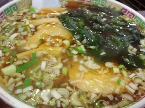 宝華 (東小金井) チャーハン宝ソバセット
