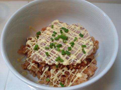 美麺屋 楽観 (六本木) 琥珀特製ラーメン