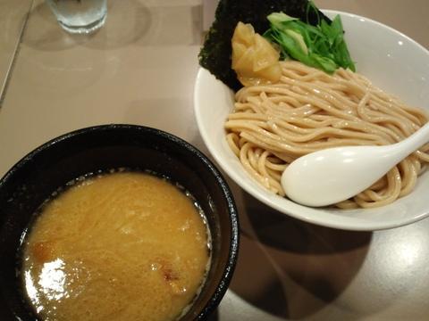 つけ麺 五ノ神製作所 (代々木) 銀だらつけ麺