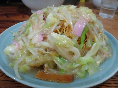 長崎ちゃんぽん (世田谷) 皿うどん