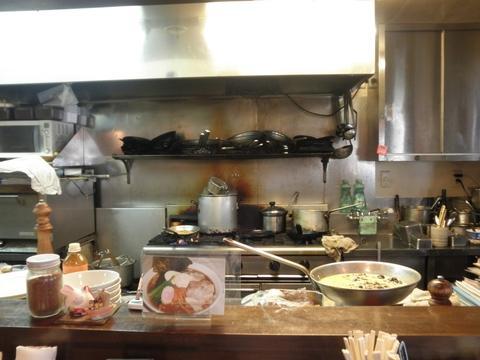 南欧創作家庭料理 Piatte (大森) 洋風ラーメン