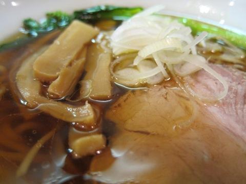 づゅる麺 池田 (目黒) 目黒のさんま節ラーメン