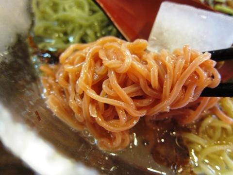 麺場 ながれぼし (京急蒲田) キノコ戦隊五麺ジャー