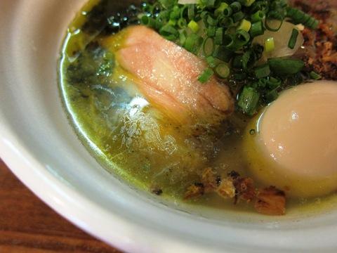 麺場 ながれぼし (京急蒲田) ホタテキノコ潮味