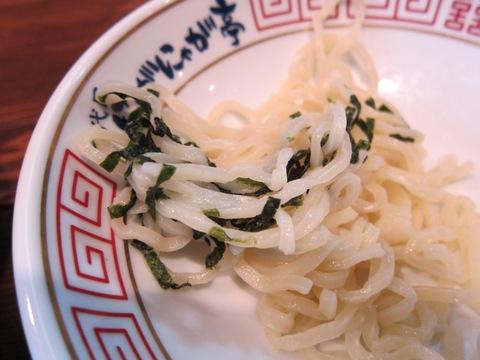中華そば 二代目 にゃがにゃが亭 (三河島) つけ麺