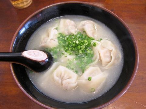 食彩厨房 上海わんたん (蒲田) ミックスわんたん