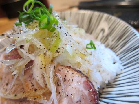 Japanese Soba Noodles 蔦 (巣鴨) 煮干らぁ麺