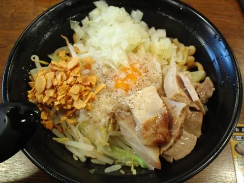 スタ麺 轟 (赤坂見附) まぜそば