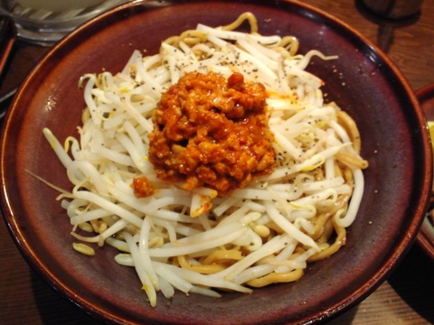 光麺 (恵比寿) 光麺流油そば