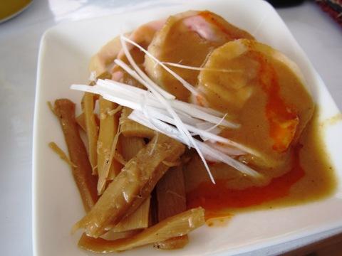 Dの食卓 (都内某所) 飛魚鶏豚中華ソバ