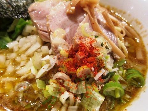 ajito (大井町) つけ麺じゃないZ醤油