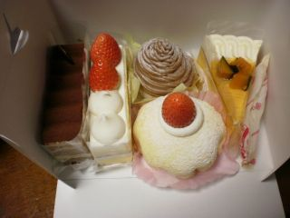 シャトレーゼのケーキ