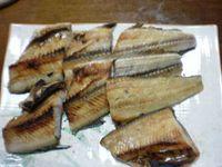 北海道のホッケを塩焼きにして昼食にしてみた