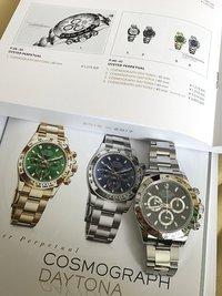 腕時計自分メモ 20170218