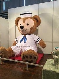 東京ディズニーシー15周年記念展示に行ってきたよ