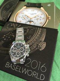 腕時計自分メモ 20160611