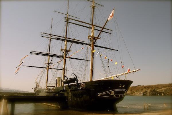 江差に沈んだ最強艦「開陽丸」の栄光と沈没について