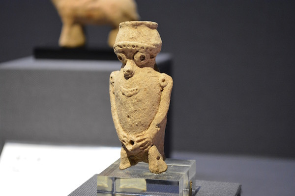 古代からの贈り物 縄文オブジェ