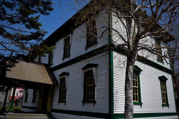 北海道発展の礎 旧開拓使工業局庁舎