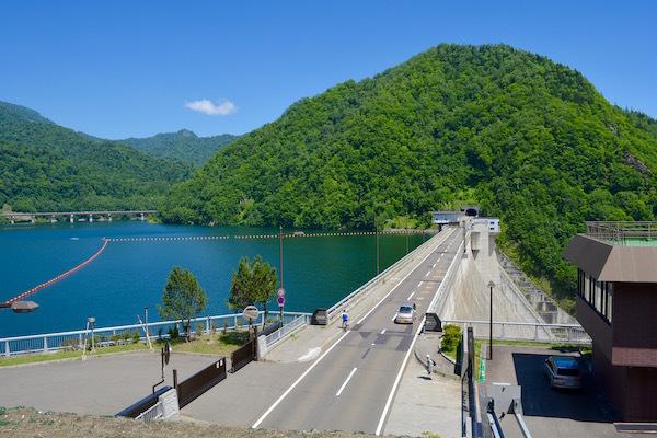 森と湖そして定山渓ダムに親しむ非日常体験!