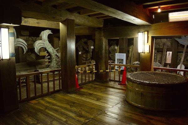 国宝「湖城の天守閣」 松江市