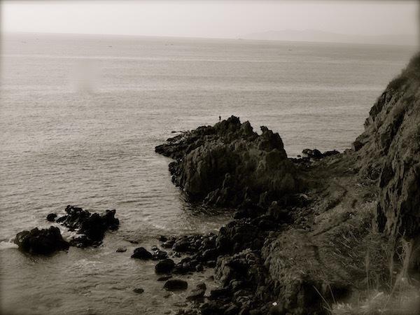 早朝の「立待岬」と石川啄木が愛した「大森浜」