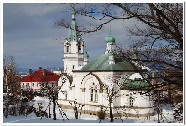 正教会の伝道者 聖ニコライと足跡