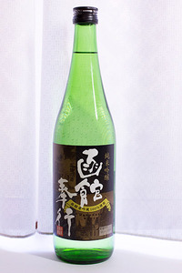 函館の日本酒/純米吟醸酒・函館奉行(14/05/03) 2014/05/13 06:04:41