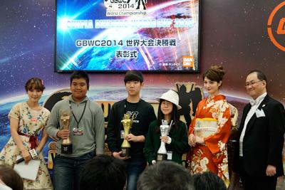 道内在住の小学生がガンプラW杯ジュニア部門で準優勝