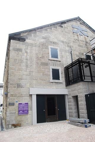 ニトリ小樽芸術村、一部施設をメディア公開