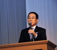 第2期「北海道経営未来塾」でアインHDの大谷社長が講演