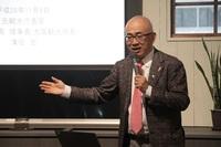 「観光で大胆施策を」 ニセコで溝畑宏・大阪観光局理事長が講演