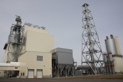 地域の電力地産地消を牽引する「紋別バイオマス発電所」が竣工