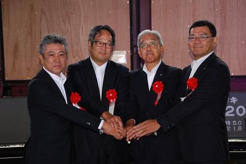 北海道で実現したビール4社全国初の共同物流