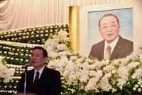 故・西村昭男氏「お別れの会」に300人 カレスサッポロに生き続ける理念「愛と信頼の輪」
