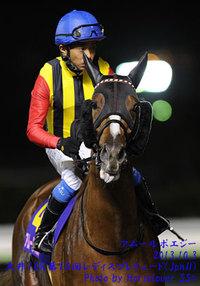 第60回エンプレス杯(JpmII) 川崎最終レースのお約束