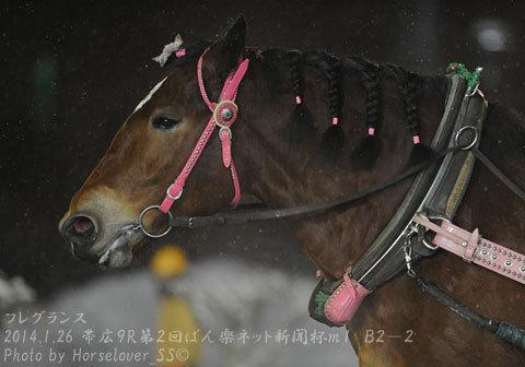 フレグランスと工藤篤騎手 人気薄の村上厩舎でやっと(*´Д`)=з
