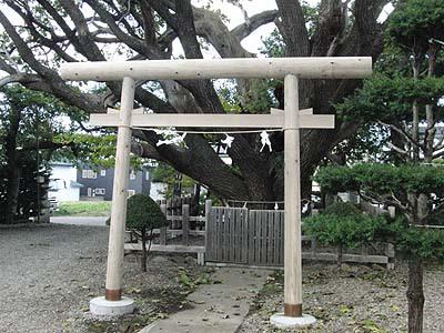 一本栗地主神社