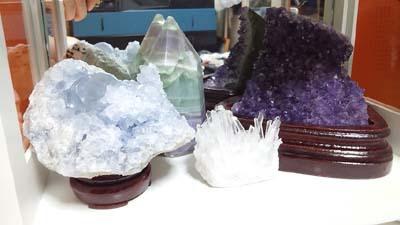 天然石 コレクション