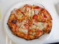 ピザ作り体験