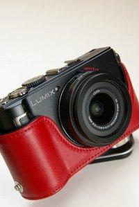 LX3用速写ケース(DMW-CLX3-R)を買ったよ