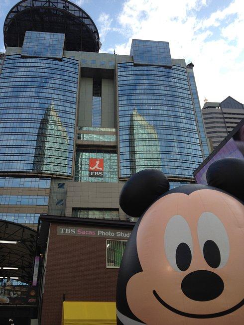 赤坂サカスに行ってきたよ